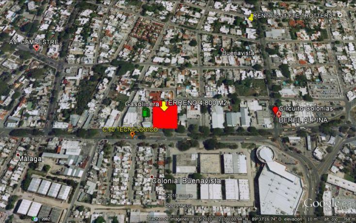Foto de terreno habitacional en venta en, buenavista, mérida, yucatán, 1247427 no 03