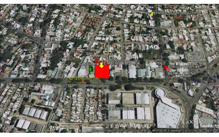 Foto de terreno habitacional en venta en  , buenavista, m?rida, yucat?n, 1247427 No. 03