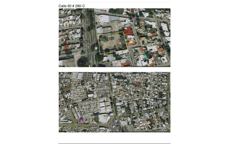 Foto de terreno comercial en venta en  , buenavista, mérida, yucatán, 1254593 No. 01