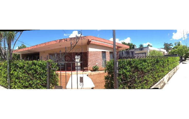 Foto de casa en renta en  , buenavista, mérida, yucatán, 1370055 No. 01