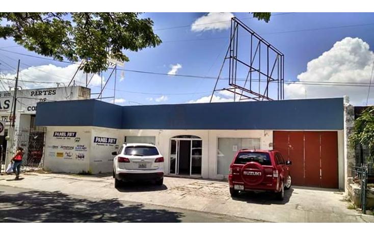 Foto de edificio en venta en  , buenavista, mérida, yucatán, 1749512 No. 01