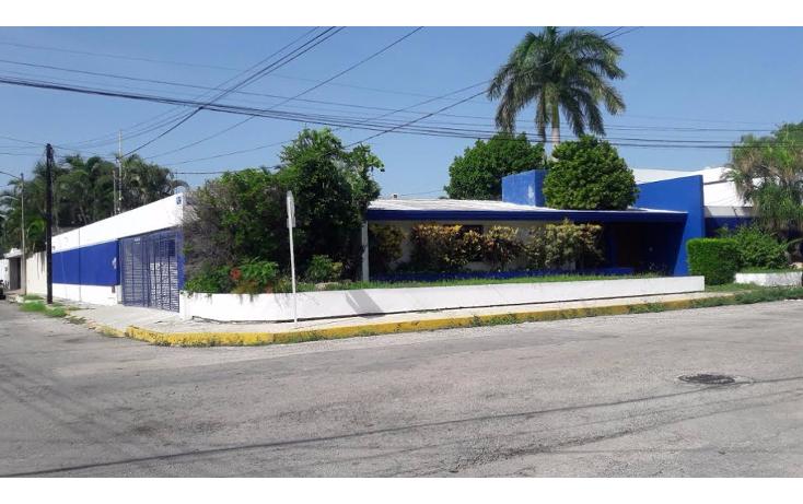 Foto de casa en venta en  , buenavista, mérida, yucatán, 938815 No. 01