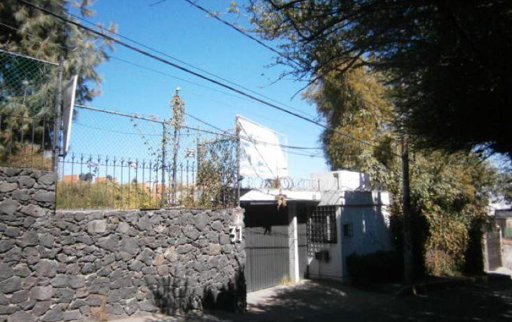 Foto de terreno habitacional en venta en buenavista, pueblo nuevo bajo, la magdalena contreras, df, 1695666 no 01