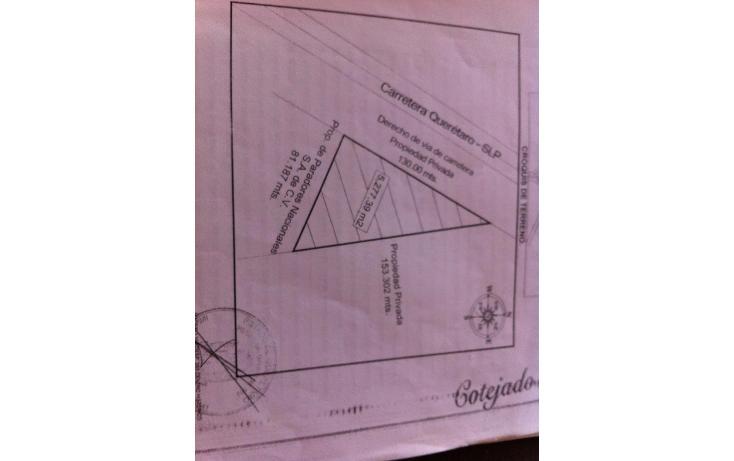 Foto de terreno comercial en venta en  , buenavista, querétaro, querétaro, 1013471 No. 03