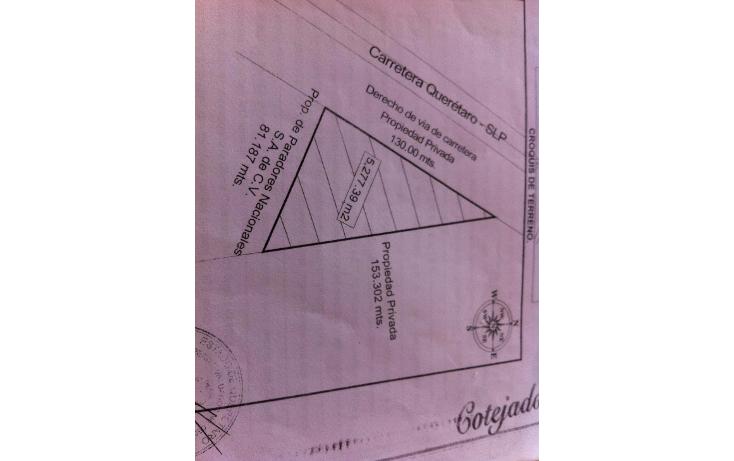 Foto de terreno comercial en venta en  , buenavista, querétaro, querétaro, 1196725 No. 01