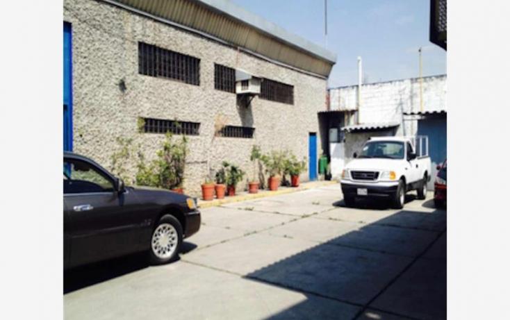 Foto de nave industrial en venta en buenavista, san pedro mártir, tlalpan, df, 775129 no 01