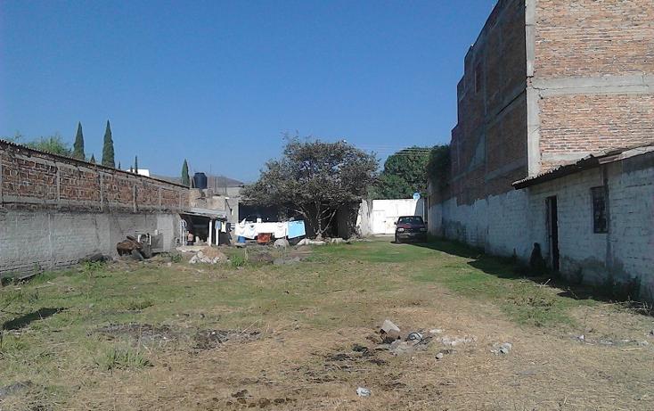 Foto de terreno habitacional en venta en  , buenavista, tlajomulco de z??iga, jalisco, 1273591 No. 01
