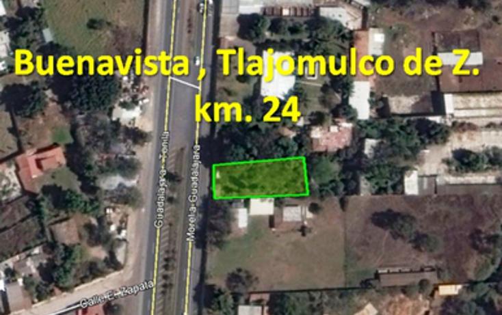 Foto de terreno comercial en renta en  , buenavista, tlajomulco de zúñiga, jalisco, 1927911 No. 02