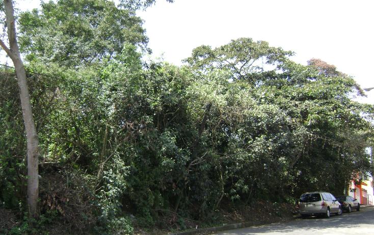 Foto de terreno habitacional en venta en  , buenavista, xalapa, veracruz de ignacio de la llave, 1254859 No. 01