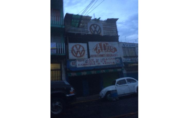 Foto de local en venta en  , buenos aires, cuauhtémoc, distrito federal, 1199465 No. 01