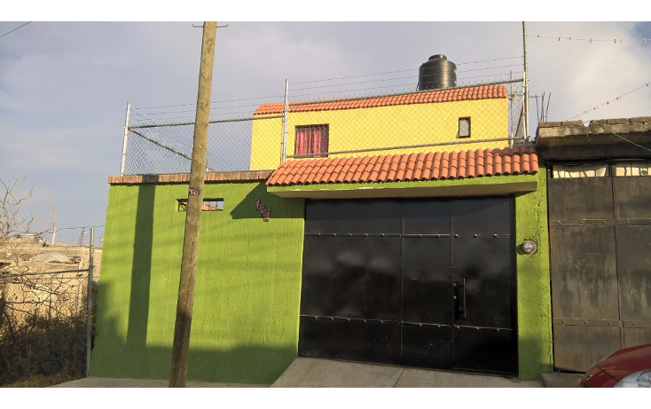 Foto de casa en venta en  , buenos aires, morelia, michoacán de ocampo, 2000990 No. 01