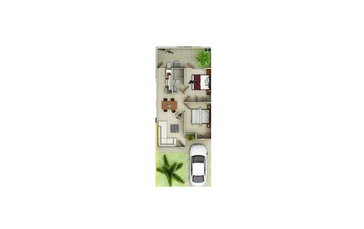 Foto de casa en venta en  , buenos aires, san luis potosí, san luis potosí, 1208195 No. 02