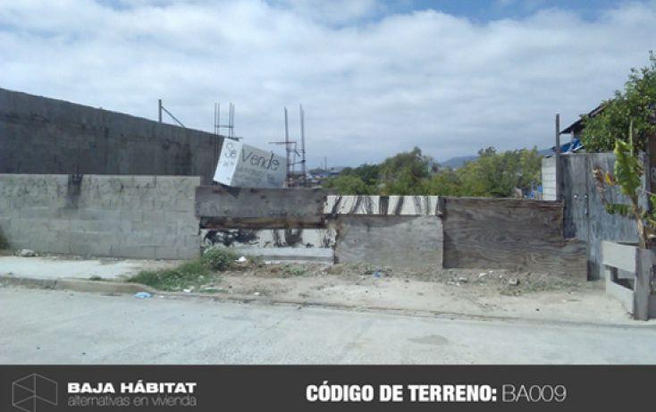 Foto de terreno habitacional en venta en, buenos aires sur, tijuana, baja california norte, 1427583 no 01