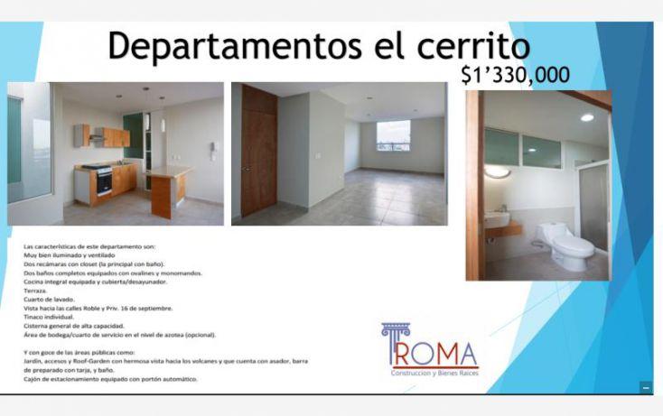 Foto de departamento en venta en, bugambilias 3a sección, puebla, puebla, 1402007 no 01