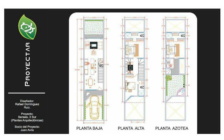 Foto de casa en venta en  , bugambilias 3a. sección, puebla, puebla, 2622383 No. 02