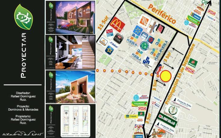 Foto de casa en venta en  , bugambilias 3a. sección, puebla, puebla, 2622383 No. 04