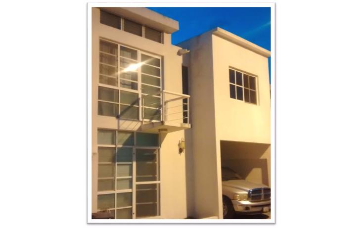 Foto de casa en renta en  , bugambilias, carmen, campeche, 1261699 No. 01