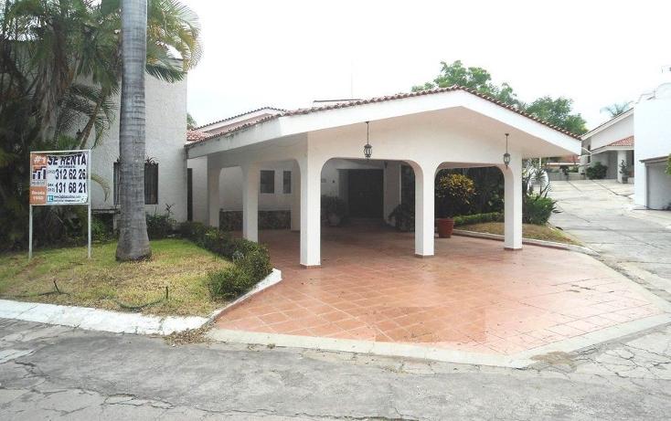 Foto de casa en renta en  , bugambilias, colima, colima, 1737662 No. 02