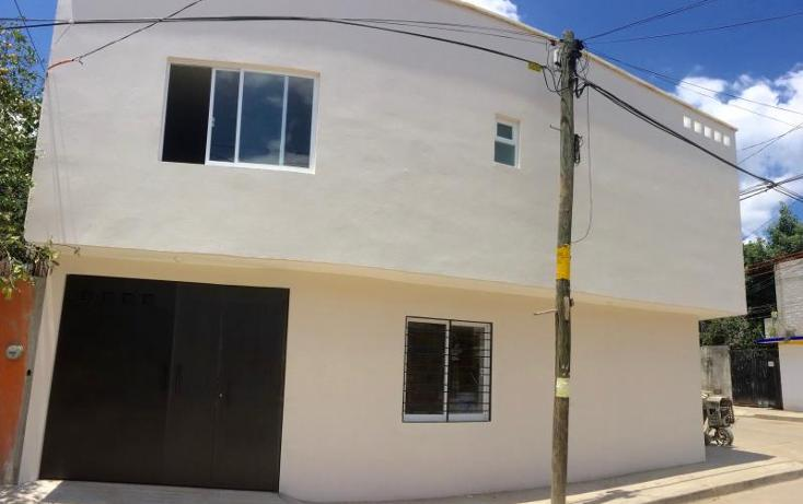 Foto de casa en venta en bugambilias , del bosque sur, santa lucía del camino, oaxaca, 2668425 No. 01