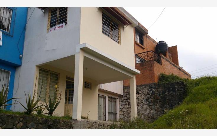 Foto de casa en venta en  , bugambilias del sumidero, xalapa, veracruz de ignacio de la llave, 1527956 No. 01