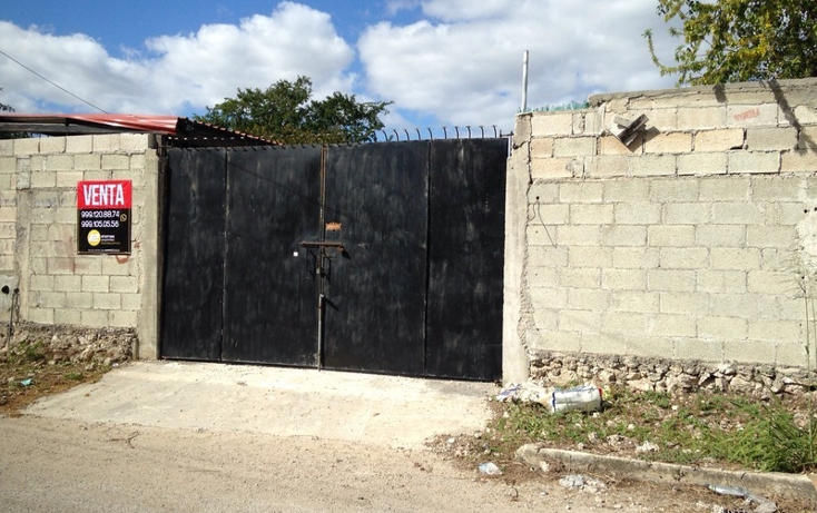 Foto de terreno comercial en venta en  , bugambilias, m?rida, yucat?n, 905837 No. 01