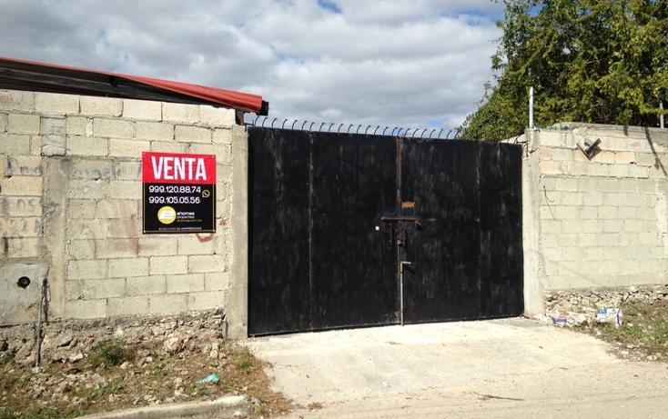 Foto de terreno comercial en venta en  , bugambilias, m?rida, yucat?n, 905837 No. 02