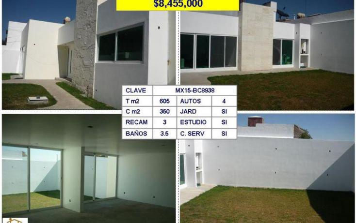 Foto de casa en venta en, bugambilias, naucalpan de juárez, estado de méxico, 963419 no 01