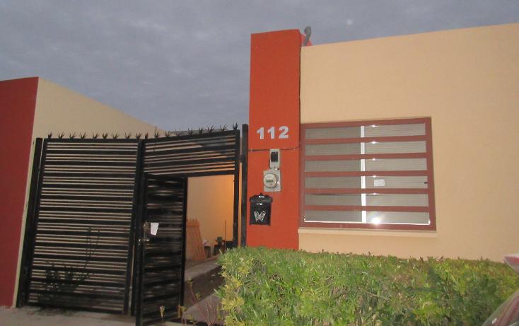 Foto de casa en venta en  , bugambilias, reynosa, tamaulipas, 1623870 No. 01