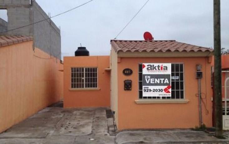 Foto de casa en venta en  , bugambilias, reynosa, tamaulipas, 1773902 No. 01