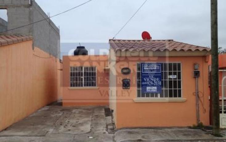 Foto de casa en venta en  , bugambilias, reynosa, tamaulipas, 1838660 No. 01