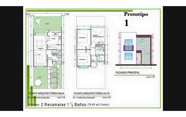 Foto de casa en venta en  , bugambilias, rioverde, san luis potos?, 1330461 No. 04