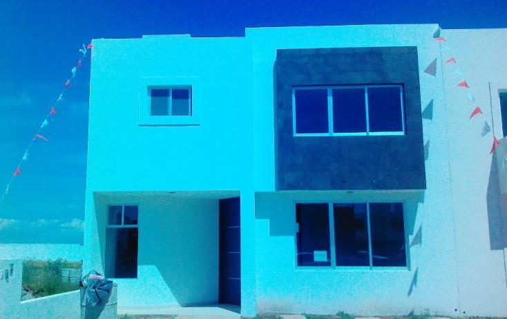 Foto de casa en venta en  , bugambilias, san juan del río, querétaro, 1495971 No. 01