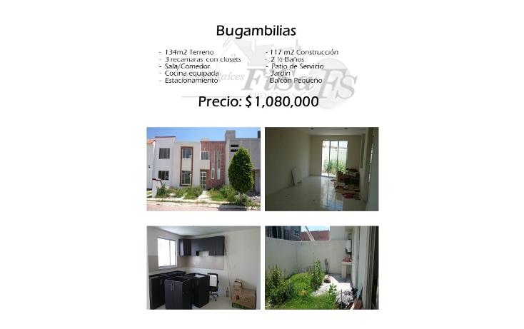 Foto de casa en venta en  , bugambilias, san juan del río, querétaro, 1503057 No. 01