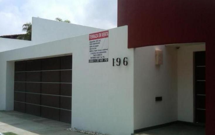 Foto de terreno comercial en venta en  , bugambilias, zapopan, jalisco, 1270289 No. 01