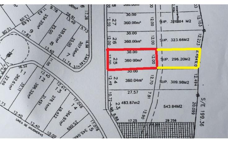 Foto de terreno habitacional en venta en  , bugambilias, zapopan, jalisco, 1399887 No. 03