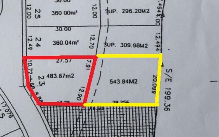 Foto de terreno habitacional en venta en  , bugambilias, zapopan, jalisco, 1399887 No. 04