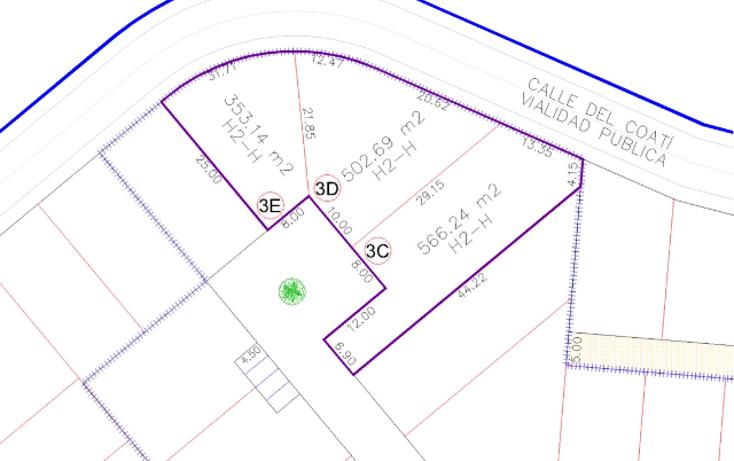 Foto de terreno habitacional en venta en  , bugambilias, zapopan, jalisco, 1562044 No. 05