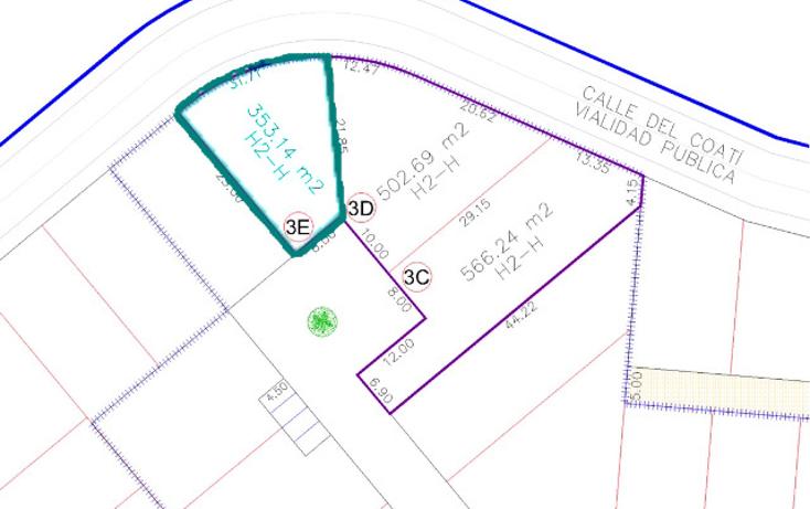 Foto de terreno habitacional en venta en  , bugambilias, zapopan, jalisco, 1562044 No. 06