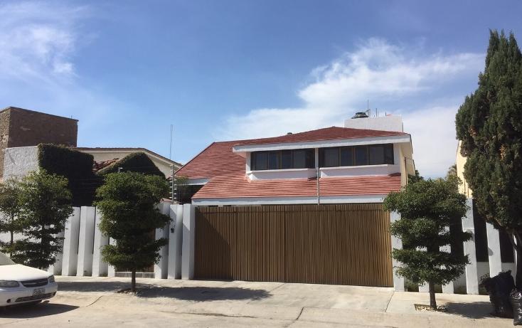 Foto de casa en venta en  , bugambilias, zapopan, jalisco, 2034084 No. 01