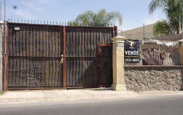 Foto de terreno habitacional en venta en  , bugambilias, zapopan, jalisco, 2725145 No. 01