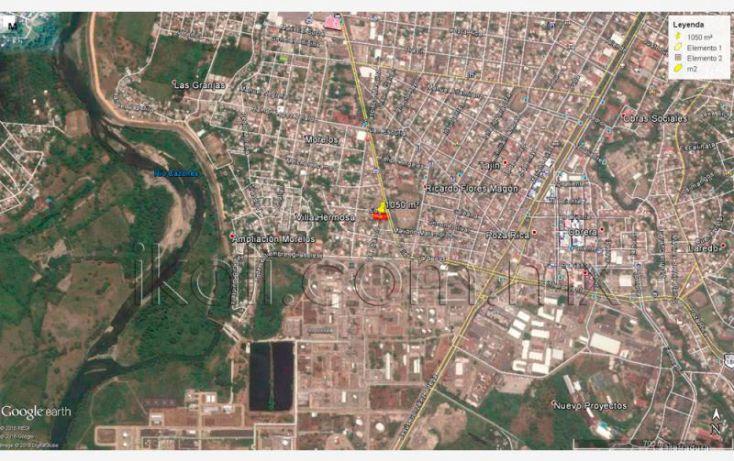 Foto de terreno comercial en venta en bulevar lazaro cardenas, a i m p, poza rica de hidalgo, veracruz, 1641050 no 05