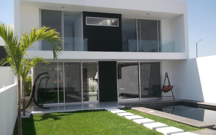 Foto de casa en venta en  , burgos bugambilias, temixco, morelos, 1131915 No. 01