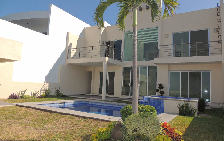 Foto de casa en venta en  , burgos bugambilias, temixco, morelos, 1229401 No. 01