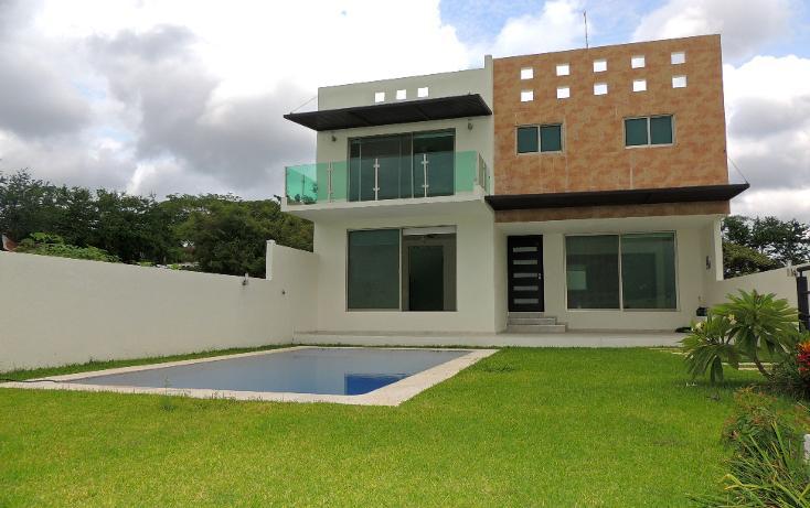 Foto de casa en venta en  , burgos bugambilias, temixco, morelos, 1255143 No. 01