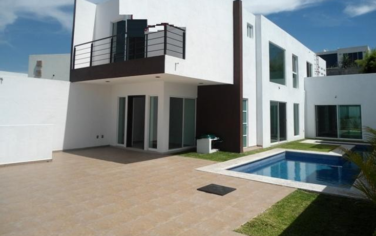 Foto de casa en venta en  , burgos bugambilias, temixco, morelos, 1332293 No. 01