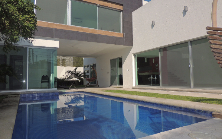 Foto de casa en venta en  , burgos bugambilias, temixco, morelos, 1388993 No. 01