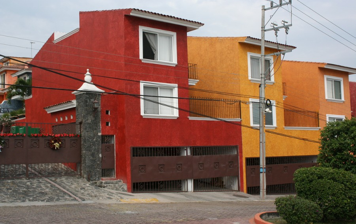 Foto de casa en condominio en venta en  , burgos bugambilias, temixco, morelos, 1636108 No. 01