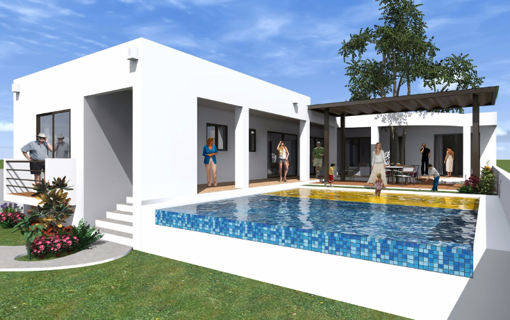 Foto de casa en venta en  , burgos bugambilias, temixco, morelos, 1732758 No. 01