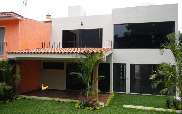 Foto de casa en venta en  , burgos bugambilias, temixco, morelos, 1988788 No. 01