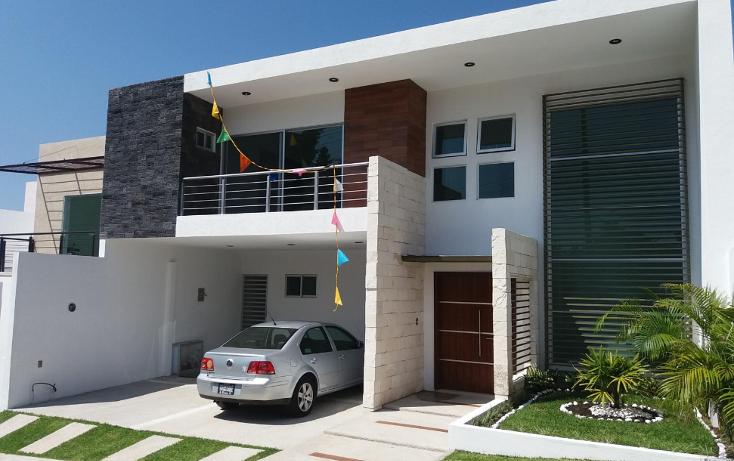 Foto de casa en venta en  , burgos bugambilias, temixco, morelos, 2028688 No. 01